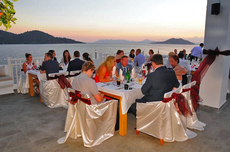 Island Wedding Fethiye