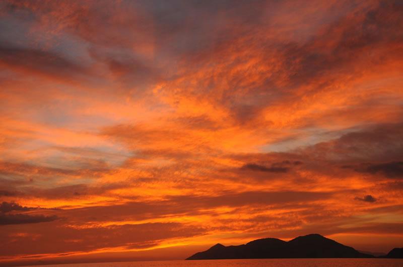 2013 Sunset
